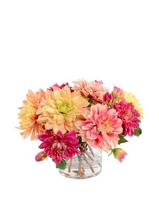 51% OFF New Growth Designs Mixed Dahlia Arrangment in 6