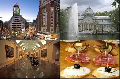 #Madrid attractions