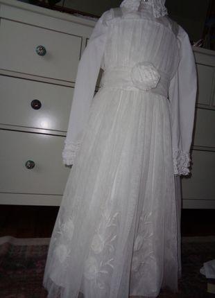Langes kleid 128