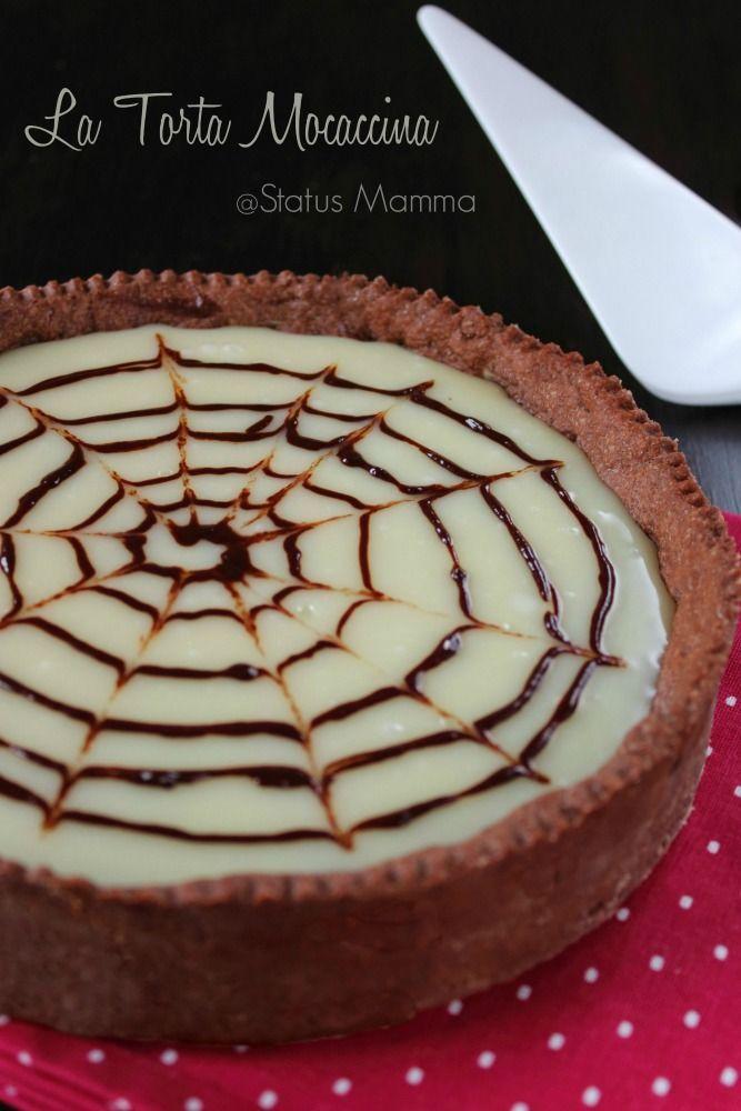 Torta Mocaccina Ernest Knam ricetta dolce caffè cioccolato fondente bianco semplice golosa Statusmamma blogGz Giallozafferano tutorial passo passo