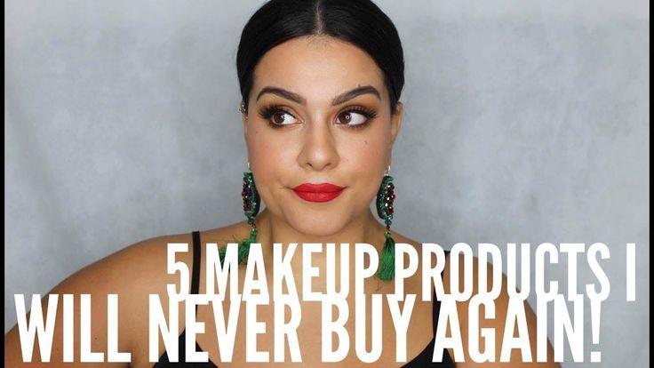 5 Makeup Products I Will Never Buy Again - Προϊόντα Μακιγιάζ Που Δεν Θα ...