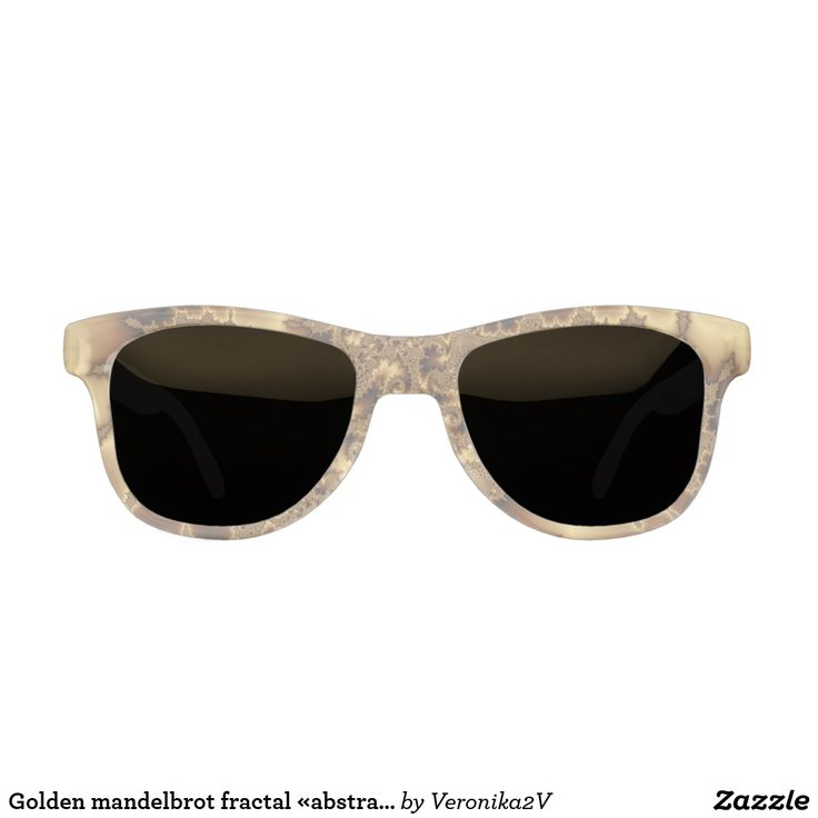 sunglasses #sunglasses Computer generated fractal with «golden» silk effect. It looks like beautiful abstract leaves.  #customized  #POD #graphics #artwork #buy #sale #giftideas #zazzle #discount #deals #gifts #shopping #mostpopular #trendy #cool #best #unique #stylish #gorgeous #fractal, #golden #yellow #brown #abstract #pattern #elegant #gold #chic #foliage #silk #mandelbrot