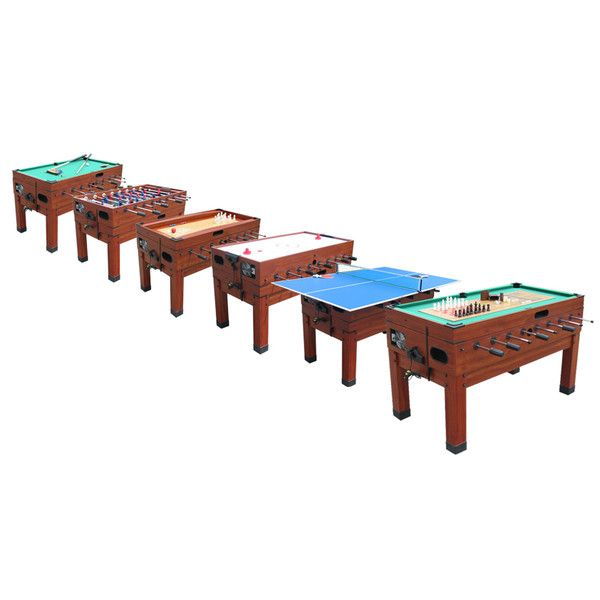 Beautiful Shop Wayfair For Playcraft Danbury 14 In 1 Multi Game Table   Great