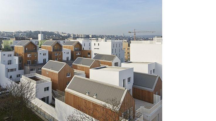 Housing, Nanterre (France) - Atelier du pont