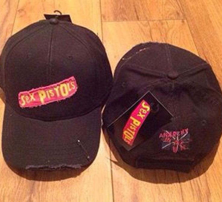 Sex Pistols Anarchy In The UK Baseball Cap Official Merchandise Stocking Filler  | eBay