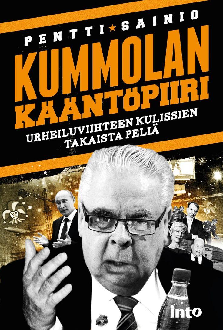 Pentti Sainio: Kummolan kääntöpiiri - Urheiluviihteen kulissien takaista peliä #elisakirja  https://kirja.elisa.fi/ekirja/kummolan-kaantopiiri-urheiluviihteen-kulissien-takaista-pelia