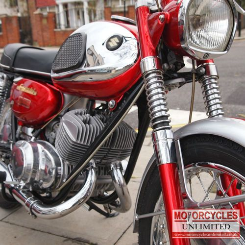 1967 SUZUKI T20 SUPER SIX Classic Suzuki for sale | Motorcycles Unlimited