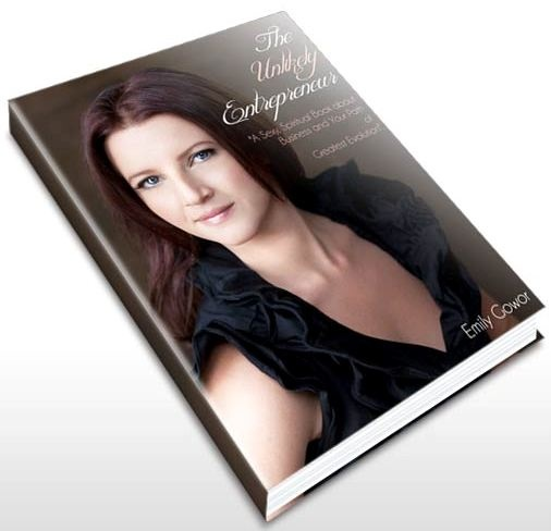 The Unlikely Entrepreneur is now available on pre-sales - www.theunlikelyentrepreneur.com to get your personally-signed copy + a FREE eBook 'How Far Will You Go?'