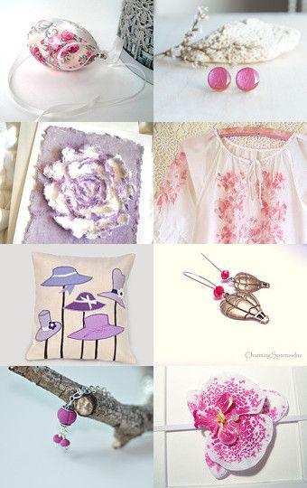 Spring by Dorota J. on Etsy--Pinned with TreasuryPin.com