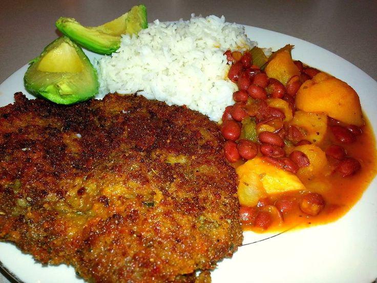 Boricua Style Bistec Empanizado Breaded Beef Steak Puerto Rico Delights Pinterest Beef