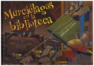 Murciélagos en la biblioteca #ebook