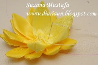 Suzana Mustafa: Sulaman Reben Bunga Matahari