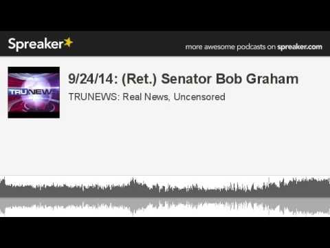MUST HEAR 9/24/14 -Former U.S. Senator Bob Graham, Chairman of the Senate Intelligence Committee IN 2001, tells Rick that THERE IS AN ONGOING COVER-UP of Saudi Arabia's involvement with the 9/11 attacks on the World Trade Center towers & Pentagon. Later in the program, Rick revisits his 2001 research of the Bush family's business connections with …