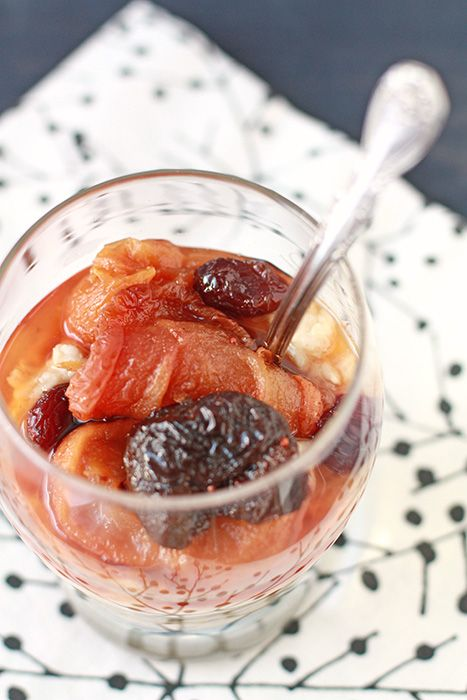 ... Fruit Compote op Pinterest - Fruit, Bessen Compote en Gedroogd Fruit