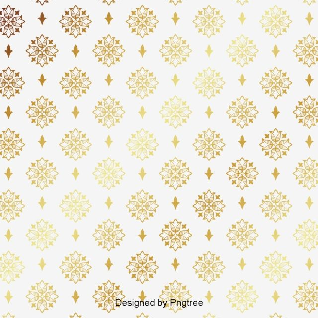 Golden Thai Pattern Background Pattern Clipart Decorative Pattern Texture Png And Vector With Transparent Background For Free Download Vector Background Pattern Thai Pattern Background Patterns