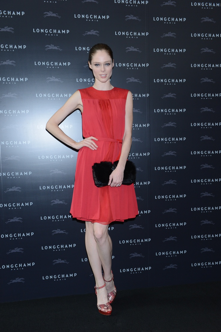 La Maison Canton Road, Hong-Kong - Ribbon Cutting Ceremony - With Coco Rocha