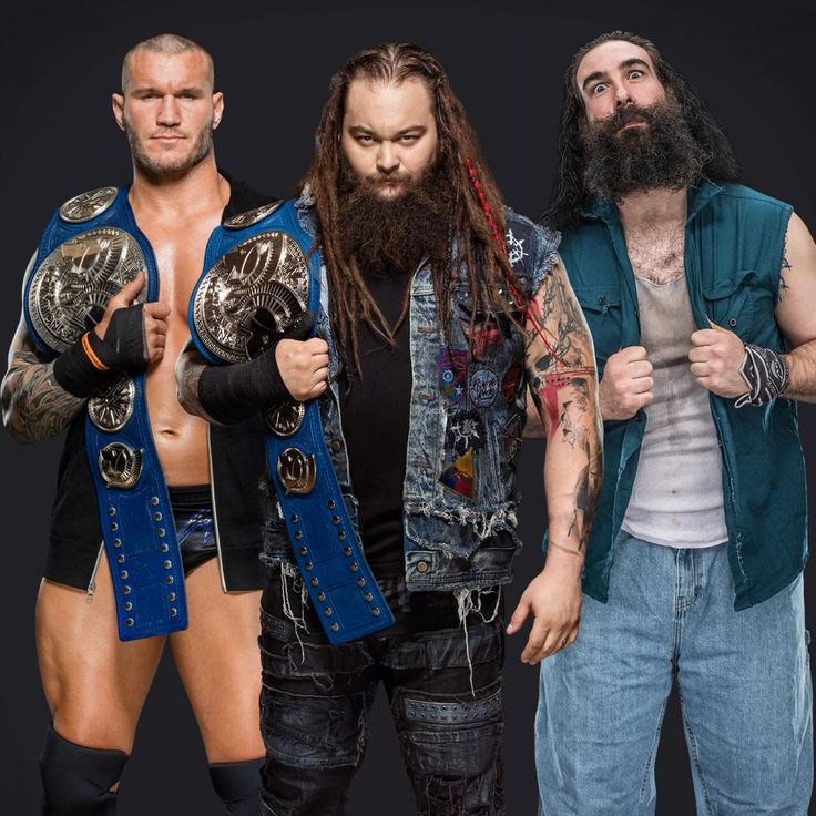 Every WWE Champion in 2016: photos