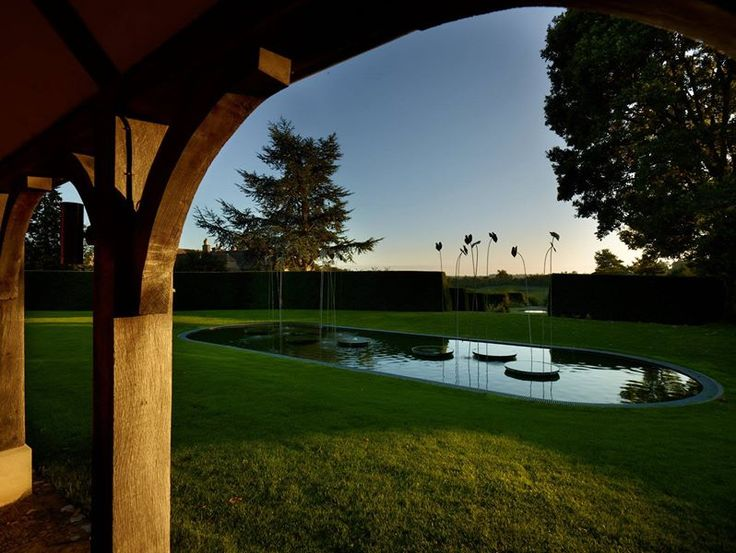 Whatley Manor  photo by Allan Pollok Morris