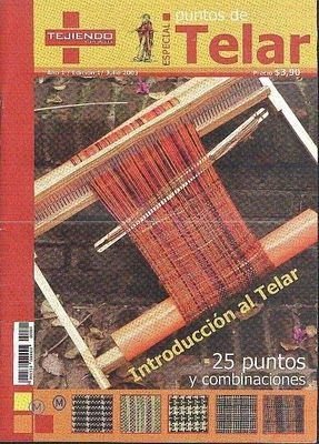 MAGAZINE: Looms click on picture to download  ♥LLKT♥ Estrellitas y Duendes Telar y Tapiz