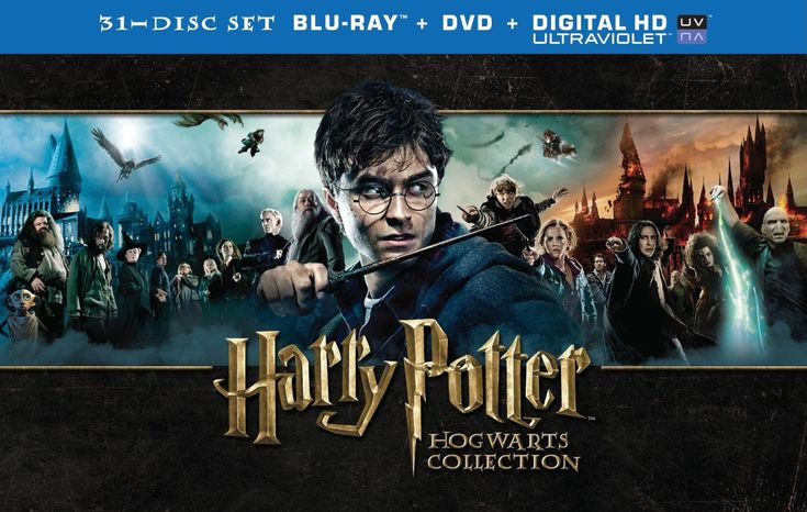 "Brush off your broomstick, dust off your wand, and get ready to travel to Hogwarts School of Witchcraft and Wizardry! We've got a ""magical"" Deal of the Day, ""Harry Potter: Hogwarts Collection"" on a 31-disc Blu-ray + DVD + digital HD combo set. #teelieturner #harrypottercollection #amazon #teeleiturenrshoppingnetwork   www.teelieturner.com"
