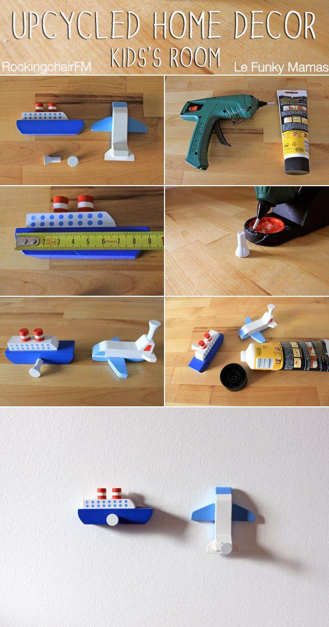 Diy - riciclare i vecchi giochi per arredare casa