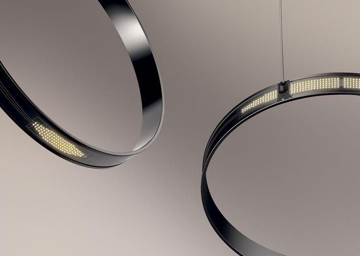 Fine and graphics, the latest Carlotta de Bevilacqua's pendant light, #Eclittica 50, is now available ► http://bit.ly/Eclittica50 Danese Milano Collection