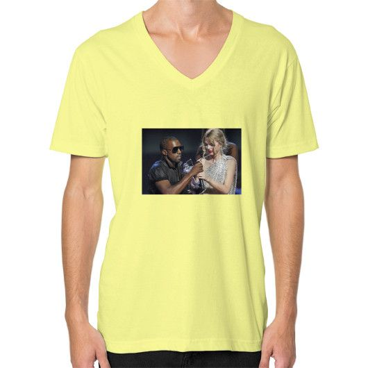 Kanye Taylor V-Neck (on man)