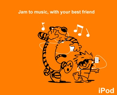 As far as fake iPod ads go, this is the funniest.