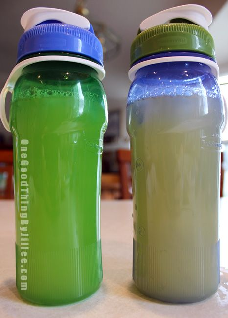 "How to make your own homemade ""Gatorade""."