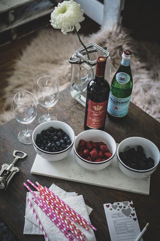 Stella Rosa Red - Red Wine Spritzer Recipe