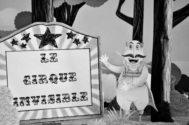 Imagenes de Le Cirque Invisible