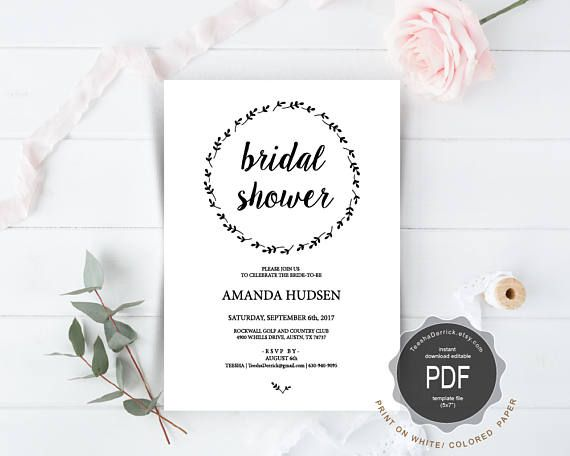 202 best Wedding Invitation images on Pinterest Pdf, Wedding - engagement invitation cards templates