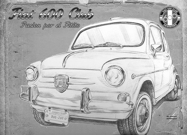 dibujos para colorear seat 600