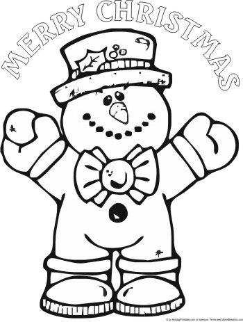 christmas coloring pages preschoolers | 186 best images about Coloring Sheets on Pinterest ...