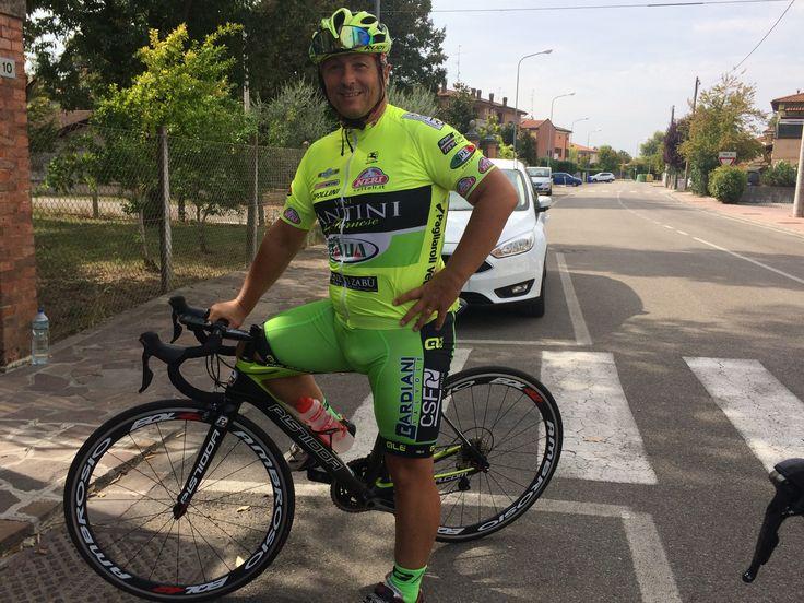 #paolobelli su bici #pistidda