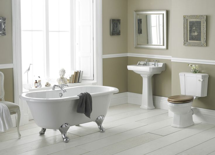 BLOG -  De perfecte traditionele badkamer creëren