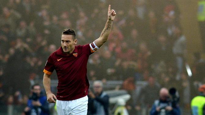 Serie A - Francesco Totti