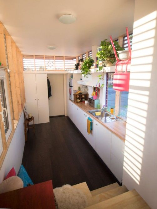 "Inside the tiny house (Photo: <a href=""http://martymclennan.com/"" target=""_blank"">Marty McLennan</a>)"