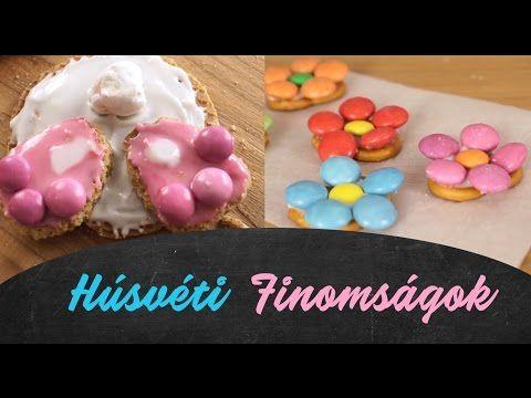 Nyuszi keksz és egyéb Húsvéti Finomságok | Alkoss ma is valamit! | INSPIRÁCIÓK Csorba Anitától - YouTube