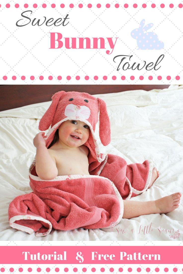 Best 25 hooded towel tutorial ideas on pinterest hooded towels free hooded towel pattern tutorial jeuxipadfo Choice Image