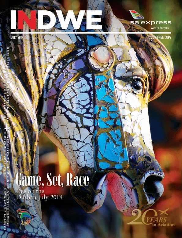 July Issue Contents and Cover