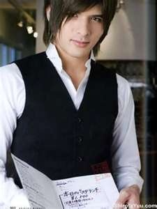 Yuu Shirota. I did find my own Yuu at one point in life but alas... he is lost to me. Anyway, the best Tuxedo Mask ever.
