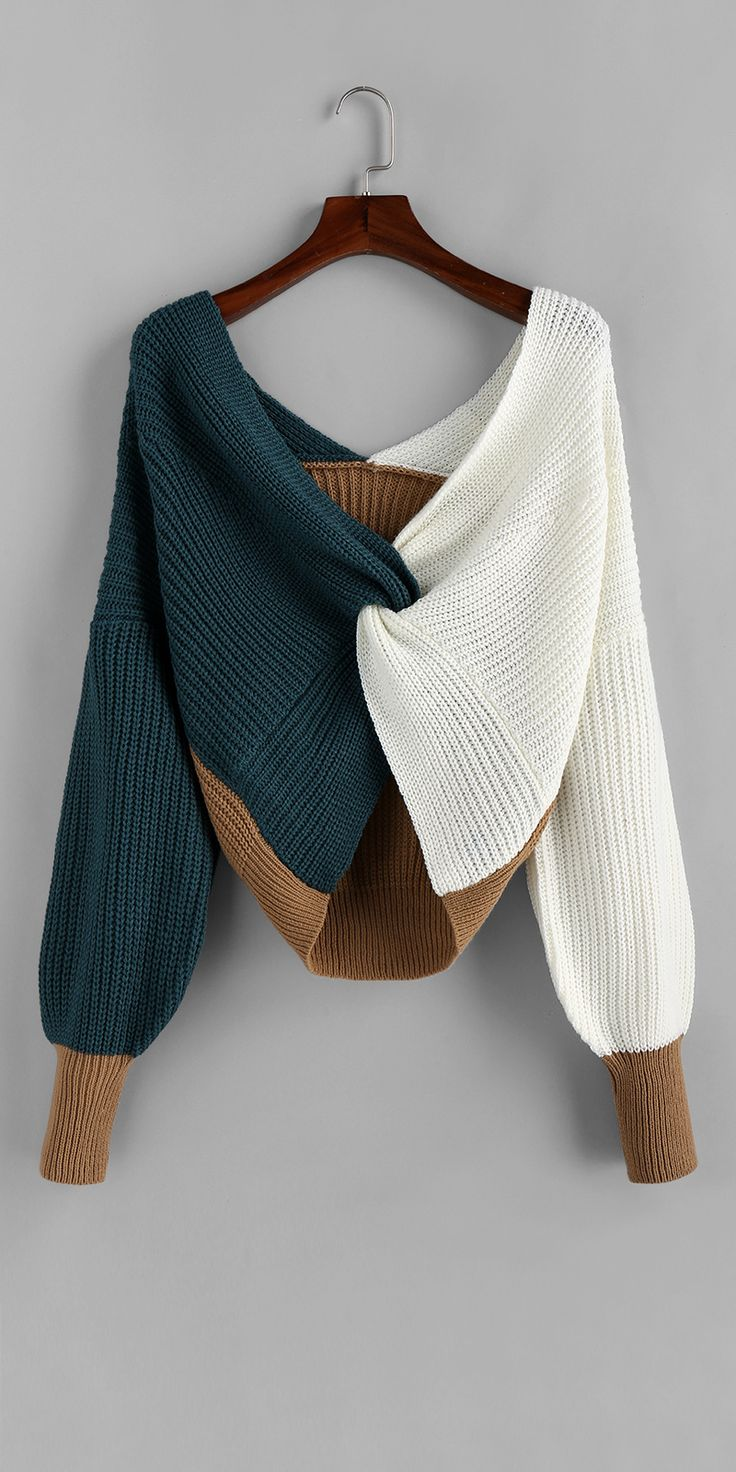 2019 New Sweaters for women outfits knit top