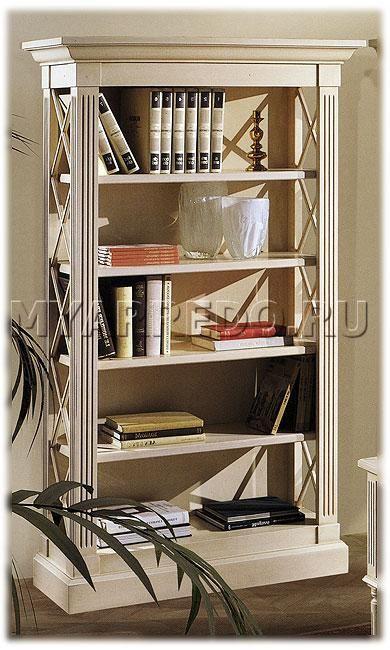 Книжный шкаф ANGELO CAPPELLINI 9072/X. Классический. DININGS and OFFICES. Купить в Минске