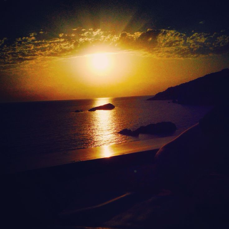 Sunset @ Montenegro
