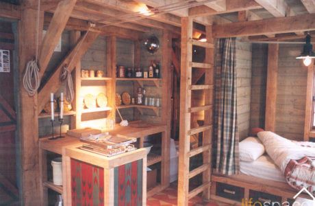 The Foresters Cabin | Life Space Cabins