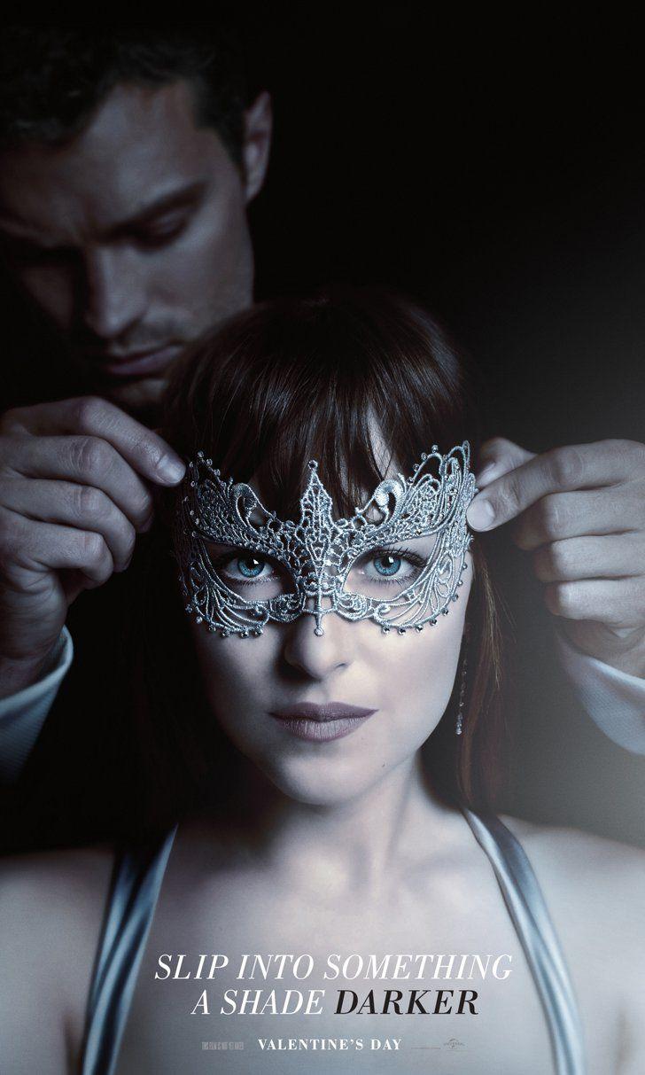 Christian et Ana Sont de Retour (et Plus Sexy Que Jamais) Dans le Trailer de Cinquante Nuances Plus Sombres