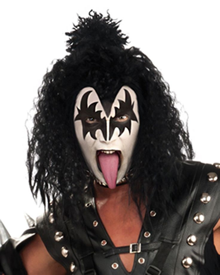 Kiss Without Their Makeup: 1000+ Ideas About Gene Simmons Makeup On Pinterest