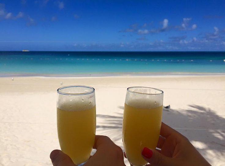 Treat Yoself #Antigua #Sandals #Travel