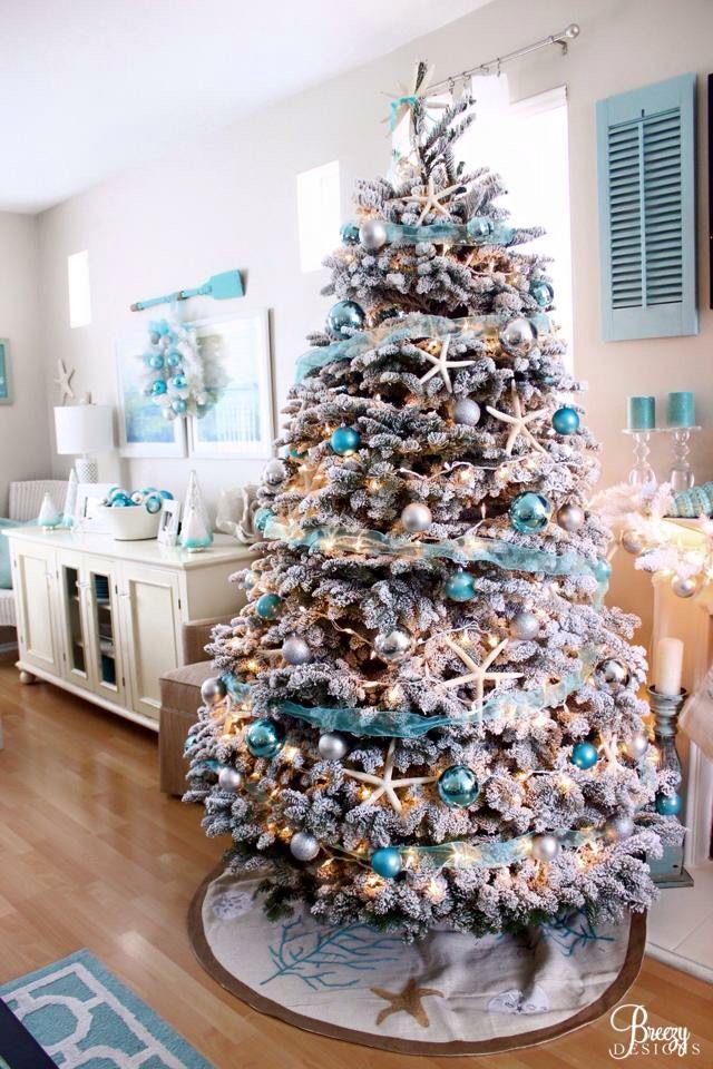 358 Best Nautical Coastal Christmas Ideas Images On Pinterest